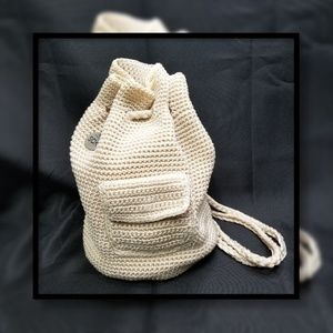 The Sak Crocheted Backpack